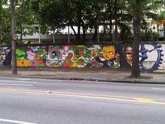 Street Art - Jardim Botânico