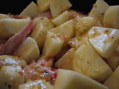 Italian Chicken and Potatoes