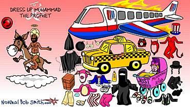 Dress up Mohammed!