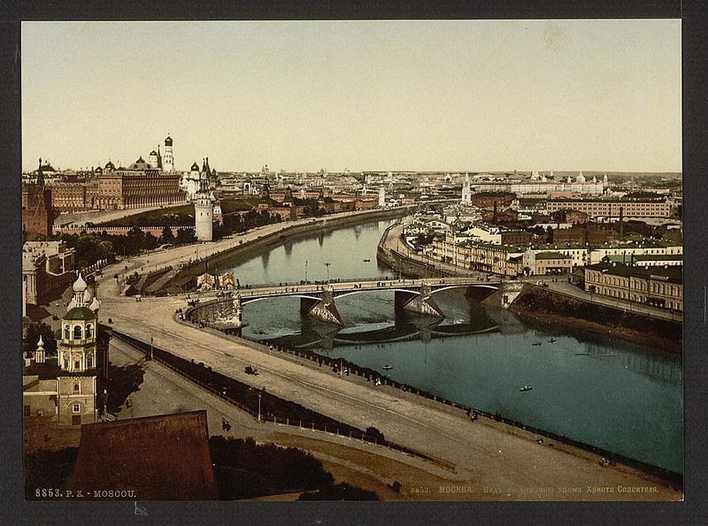 19thcentury001 219 Russian Cities In the XIX Century