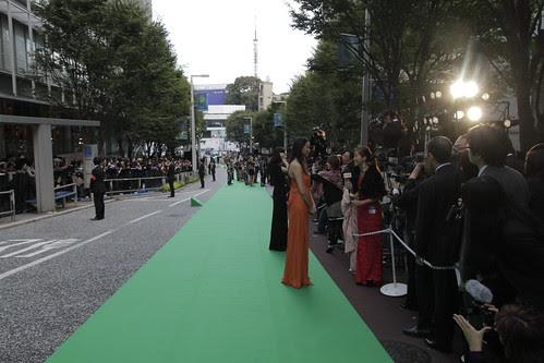 Green Ambassador Anne and Film Fest Ambassador Yoshino Kimura 2