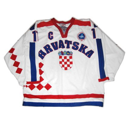Croatia 09-10 jersey, Croatia 09-10 jersey