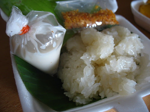 Sticky Rice, Coconut Milk, etc