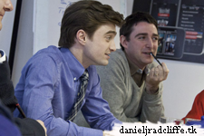 Updated(3): Daniel Radcliffe takes over Time Out London: guest editor for a day