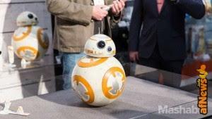 """BB-8 misura reale e """"vivo"""": da comprare!"""