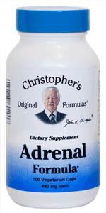 Dr. Christopher's Adrenal Formula