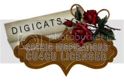 Gothic Inspirations CU4CU  License