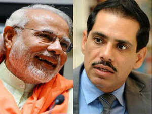 PM Modi takes indirect dig at Robert Vadra with son-in-law remark