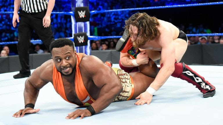 Big E has long been cited as a potential singles star should The New Day ever split up