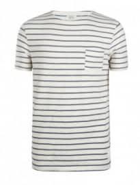 Allsaints Arlington Boat Neck T-shirt