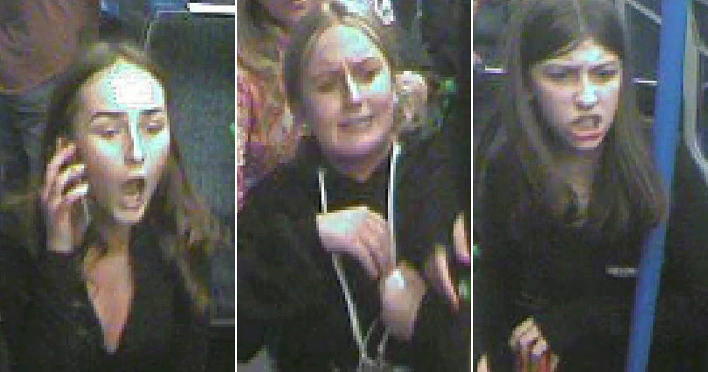London-Dartford train passengers attacked with bottles as girls hunted