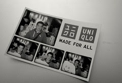 Uniqlo - Postcard photo