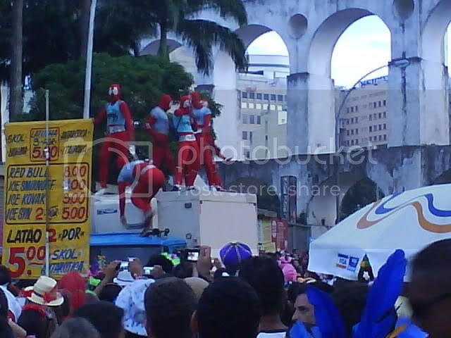 Saga do Clone Retorna ao Carnaval