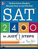 achieve a perfect 2400 score on SAT