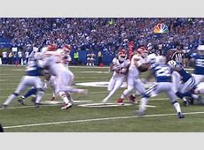 Jamaal Charles Out With Concussion, Knocked Out by the