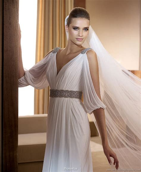 Greek style wedding dress ideas?   wedding planning