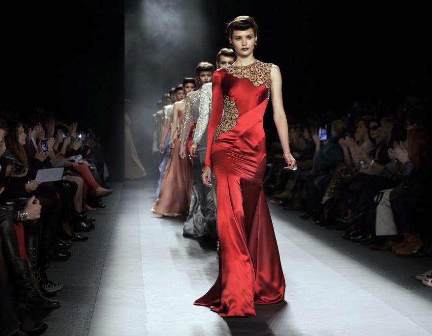 Fashion Jenny Packham Fall 2012
