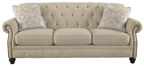 signature design  ashley kieran traditional sofa