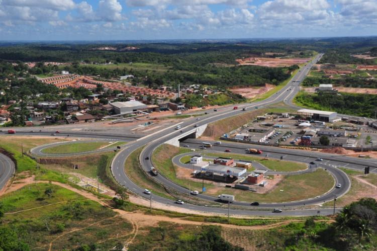 Os números fazem parte do balanço de atuação da Concessionária Bahia Norte (CBN), responsável pela administração de trechos rodoviários que interligam diversos municípios da Região Metropolitana de Salvador. - Foto: Divulgação