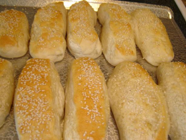 Prize-winning Crusty Rolls Bread Machine Dough Cycle ...