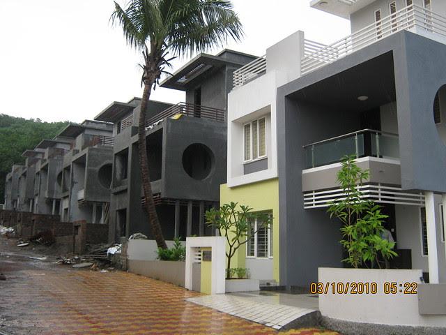 Shreeji Properties' Forest View Bungalows at Somatane PhataIMG_3177
