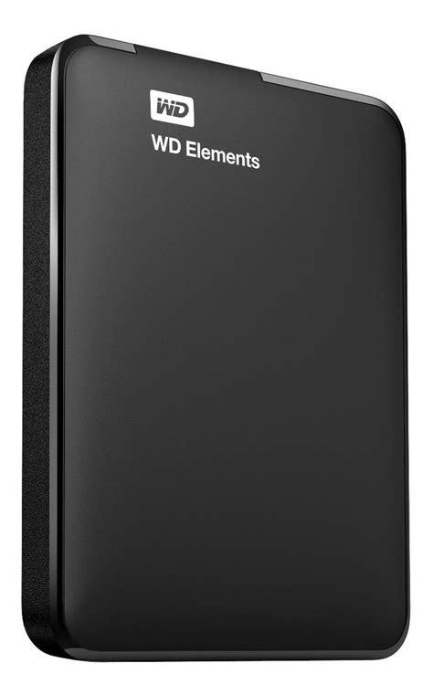 Disco Duro Externo 1TB Western Digital ELEMENT – Prin