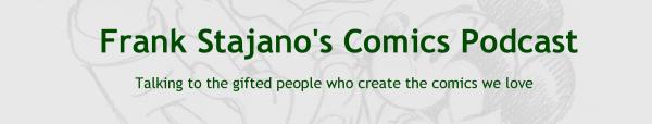 Frank Stajano's Comics Podcast