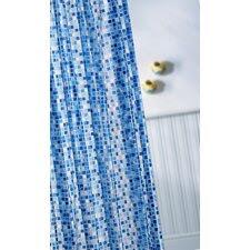 Carnation Home Fashions Tribeca Vinyl Shower Curtain | Wayfair