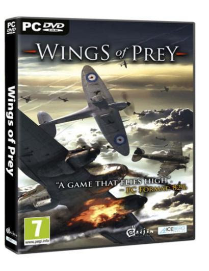 Wings of Prey v1.0.4.1 (2009/Multi5/Repack by RG Spieler)