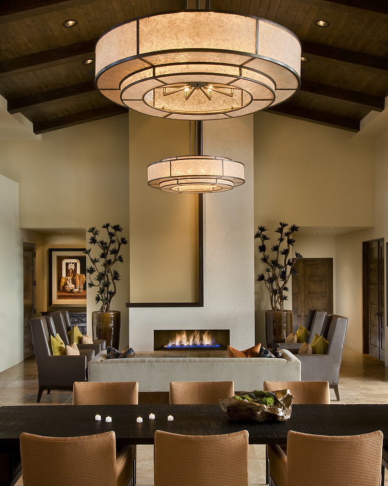 Modern Spanish  Traditional Interior Design by Ownby  DigsDigs