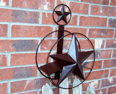 Texas Lone Star Hose Spool