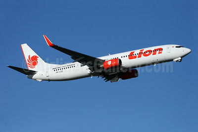 Lion Air (PT Lion Mentari Airlines) Boeing 737-9GP ER WL PK-LGZ (msn 37271) PAE (Nick Dean). Image: 905258.