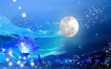 HD Moon Glow Wallpaper   Download Free   81090