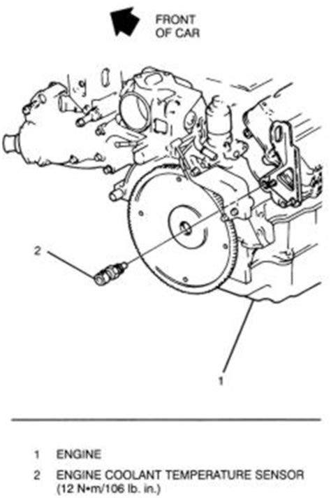 Repair Guides | Sending Units And Sensors | Coolant
