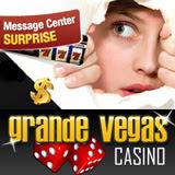 Grande Vegas Casino Message Center Advent Calendar Has Begun Giving Holiday Treats
