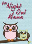 night loving mama button