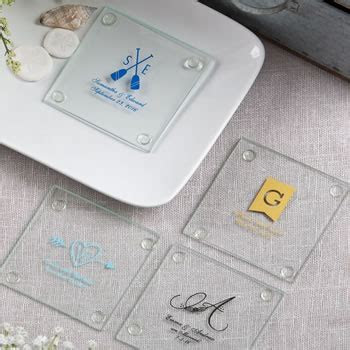 Personalized Glass Coaster: Custom Designs
