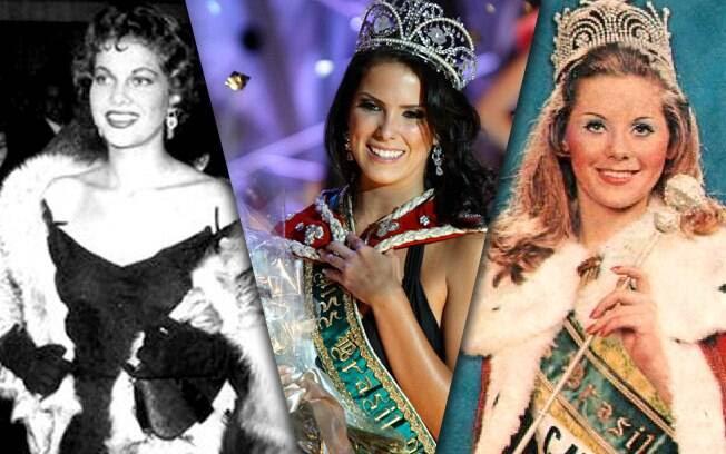 Resultado de imagem para miss brasileiras