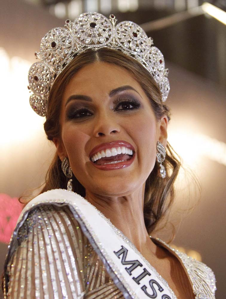 ISLER Miss Universe Miss Universal : Gabriela Isler November 12, 2013 at 05:55PM Miss Universe 2013, Gabriela Isler