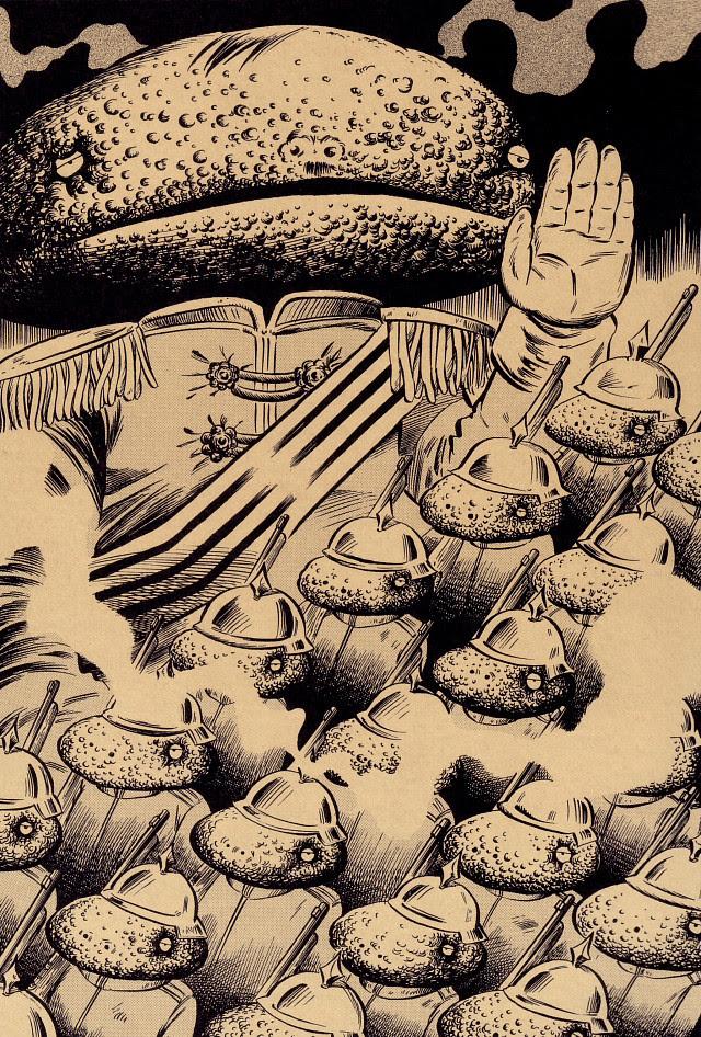 Tatsuya Morino - War with the Newts (Válka s mloky) - Karel Čapek, 1936