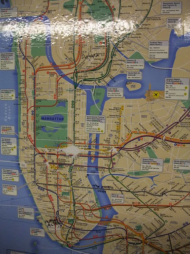 Annotated subway map (dystopia)