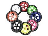 STRIDER ストライダー キッズ用ランニングバイク カスタムパーツ ウルトラライト カラーホイールPINK(ピンク) ST-2 ST-3 対応 ※1本売り
