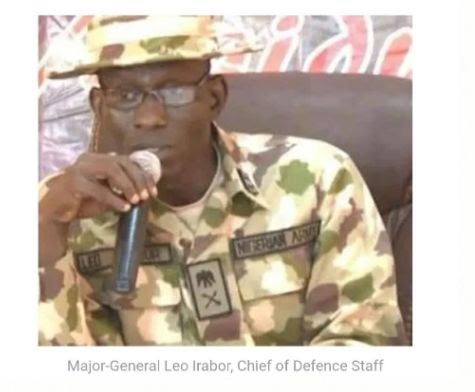 PROFILE! Meet Major - General LEO Irabor, The New Chief Of Defence Staff