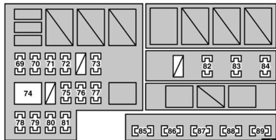 Lexus Gs300 2006 Fuse Box Diagram Auto Genius