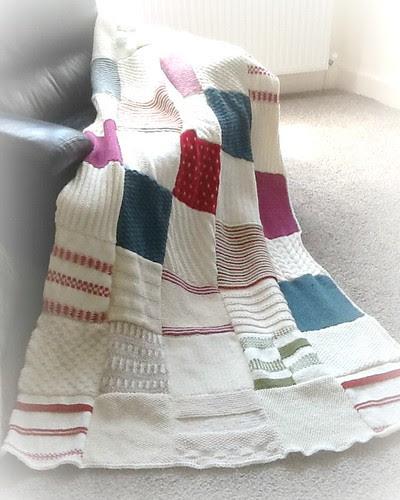 Berties Blanket #1
