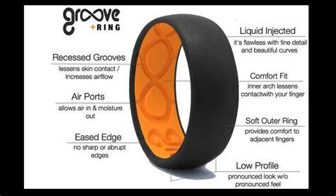 Groove Life Silicon Rings Are The Ring For Modern Living