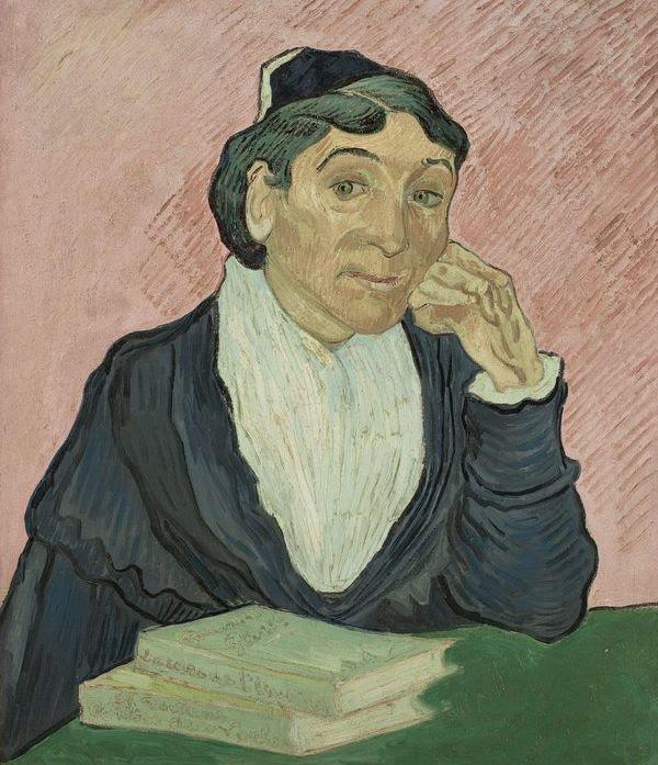 Vincent van Gogh, L'Arlésienne