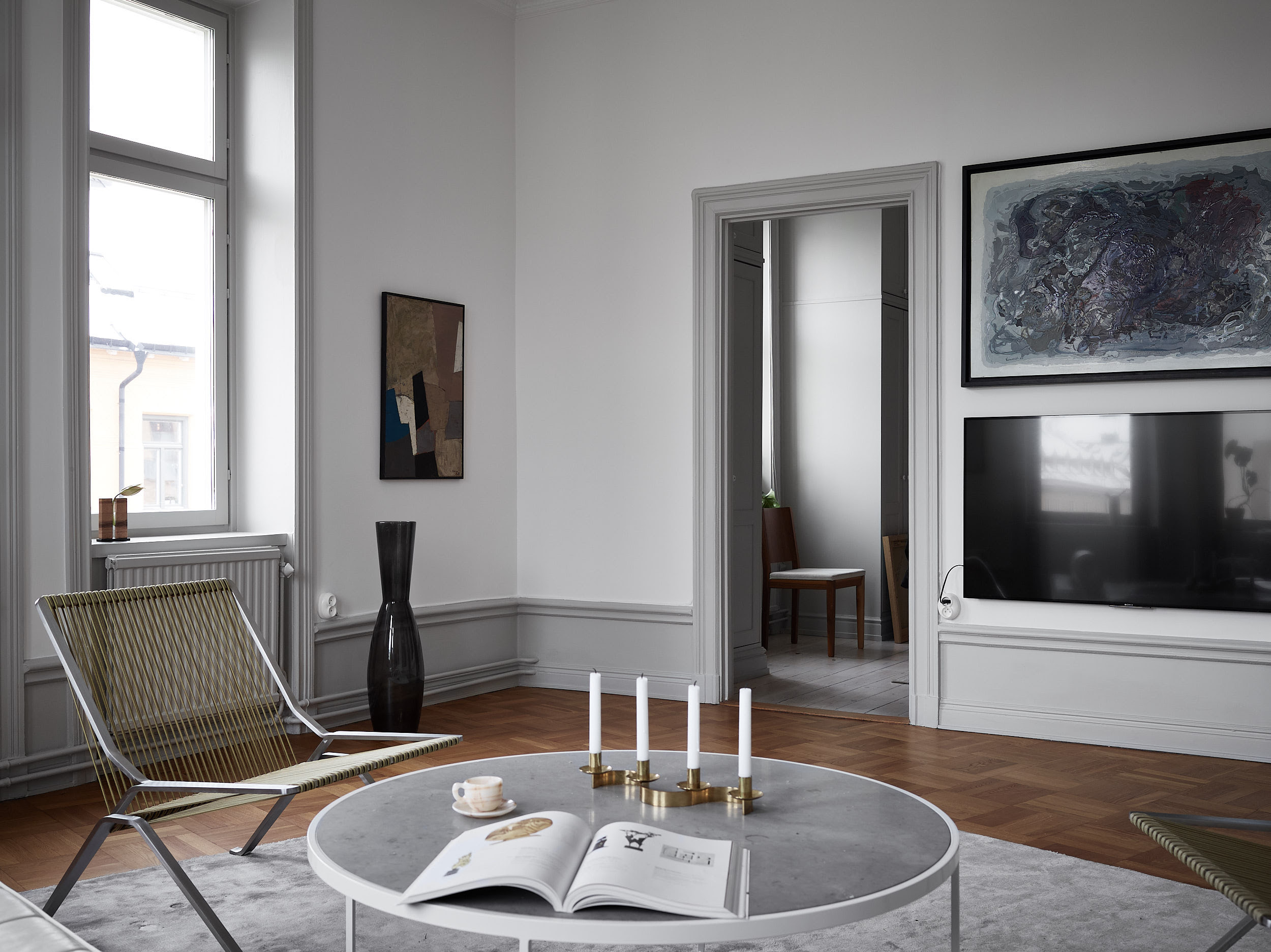 Light Flooded Home With Turn Of The Century Details Coco Lapine