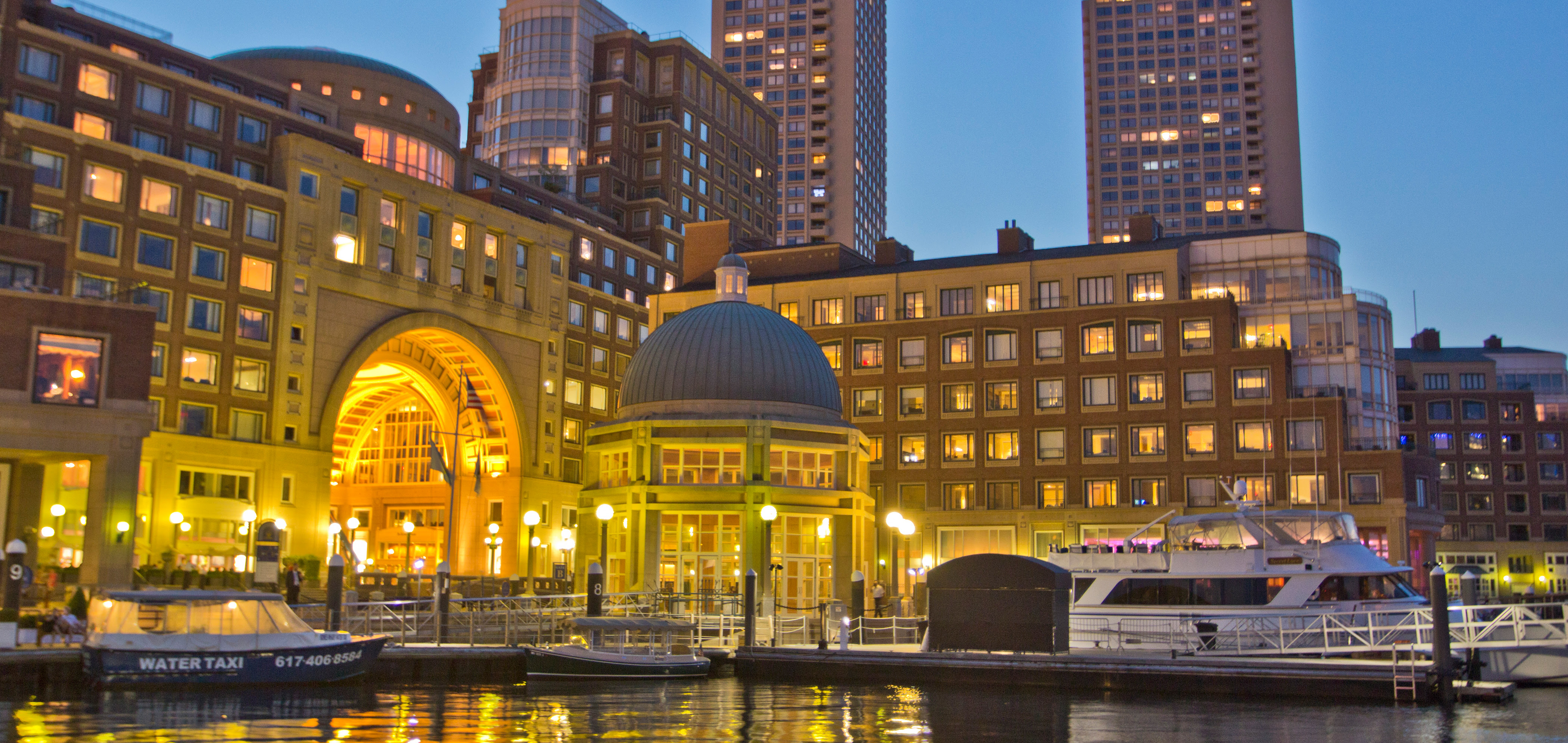 Hotels In Boston >> Boston Spa Hotel David Gibson