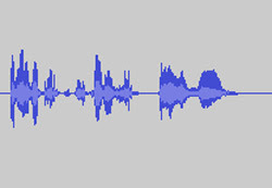 Gold Mine waveform